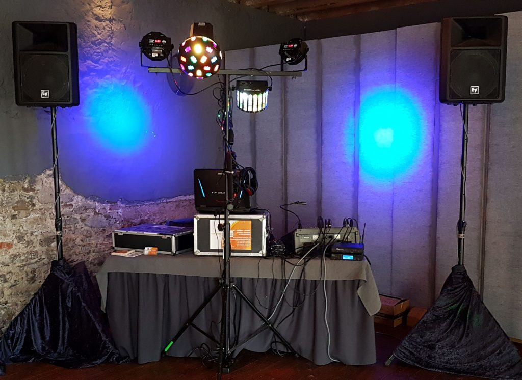 DJ Anlage Club 1