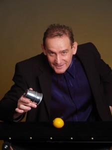 Zauberer Mathias Amstadt