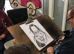 Karikaturist Matse