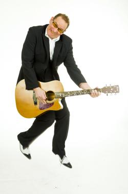 Musiker Mathias Amstadt
