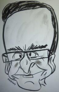 Schnellzeichner Karikaturist MATSE