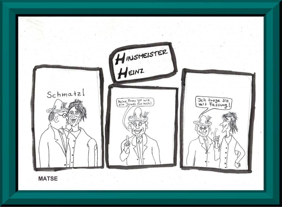 MATSE Karikatur Hausmeister 2